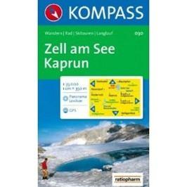 Kompass030ZellamSee1:35tKaprun-neuveden