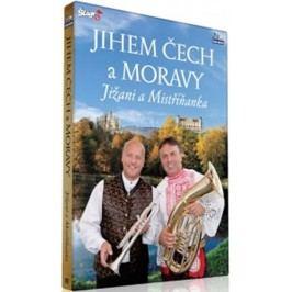 JihemČechaMoravy-Jižani+Mistříňanka-DVD-neuveden