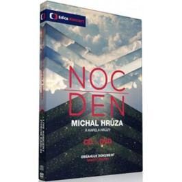 MichalHrůza-Nocaden-CD+DVD-neuveden