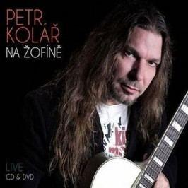 PetrKolářLIVE-CD+DVD-KolářPetr