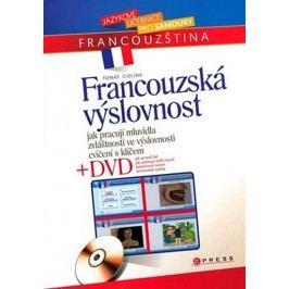 Francouzskávýslovnost+DVD-CidlinaTomáš