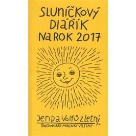 Sluníčkovýdiáříknarok2017-VolfHonza