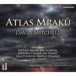 Atlasmraků-2CDmp3-MitchellDavid