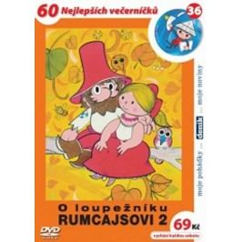 OloupežníkuRumcajsovi2.-DVD-ČtvrtekVáclav