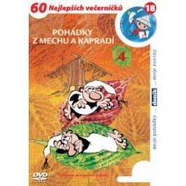 Pohádkyzmechuakapradí4.-DVD-SmetanaZdeněk