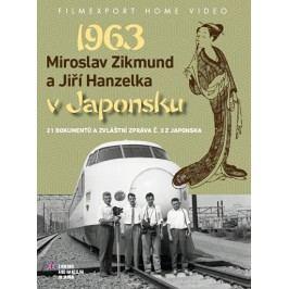 ZikmundaHanzelkavJaponsku1963-2DVD-neuveden