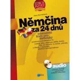 Němčinaza24dnů-Intenzivníkurzprosamouky+CD-NavrátilováJana