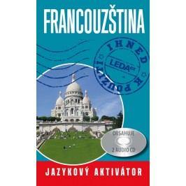 Francouzštinaihnedkpoužití-Jazykovýaktivátor+2CD-JanešováJ.,ProkopováL.