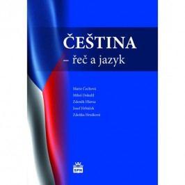 Čeština-Řečajazyk-ČechováakolektivMarie