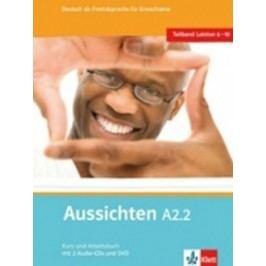 AussichtenA2.2Kurs-undArbeitsbuch+CD+DVD-HosniakolektivL.Ros-El