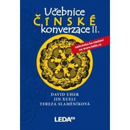 UčebnicečínskékonverzaceII(učebnice+cvičeníaslovníček)-Uher,Xuemin,Vykoukal