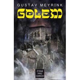 Golem+výukovéCD-MeyrinkGustav