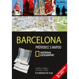 Barcelona-PrůvodcesmapouNationalGeographic-kolektivautorů
