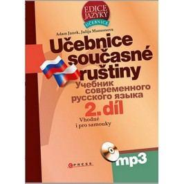 Učebnicesoučasnéruštiny2.díl+CDmp3-JanekAdam