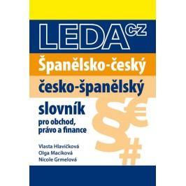 Španělsko-český,česko-španělskýslovníkproobchod,právoafinance-neuveden