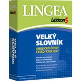Lexicon5Anglickývelkýslovník-CDROM-neuveden