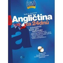 Angličtinaza24dnů+CD-CrosvenorEmilyA.