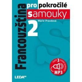 Francouzštinapropokročilésamouky2+CDmp3-PravdováMarie