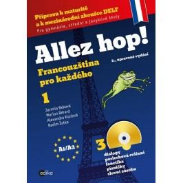 Allezhop!-Francouzštinaprokaždého1+CD-BekováJarmilaakolektiv