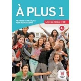 Aplus!1(A1)–Livredel´éleve+CD-neuveden
