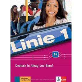 Linie1(B1)–Kurs/Übungsbuch+MP3+videoclips-neuveden