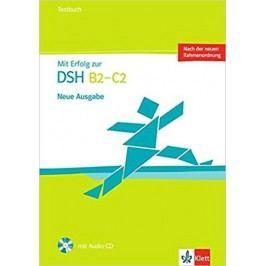 MitErfolgzurDSHneuB2-C2–Testbuch+CD-neuveden