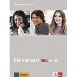DaFKompaktneuA1-B1–Übungsbuch+2CD-neuveden