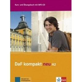 DaFKompaktneuA2–Kurs/Übungsbuch+2CD-neuveden