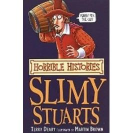 HorribleHistories:SlimyStuarts-DearyTerry