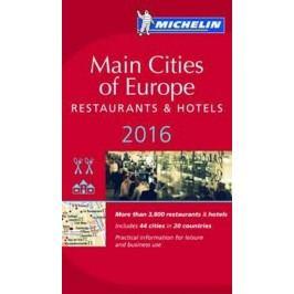 MaincitiesofEurope2016MICHELINGuide-kolektivautorů