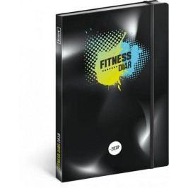 Diář2018-Fitness,15x21cm-neuveden