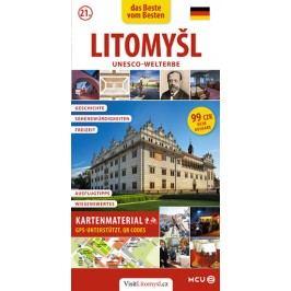 Litomyšl-kapesníprůvodce/německy-KlimešRené,SeverováMichaela