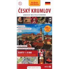 ČeskýKrumlov-kapesníprůvodce/německy-EliášekJan