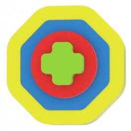 Mojeprvnípuzzle-Tvaryosmiúhelník/žlutá-neuveden