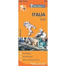 ItaliaMapSud-1:400000(564Michelin)-neuveden