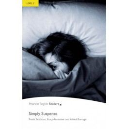 Level2:SimplySuspenseBookandMP3Pack-StocktonFrank