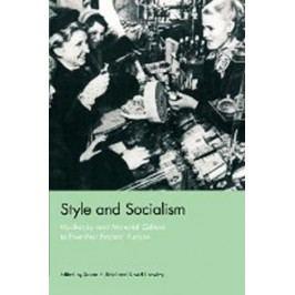 StyleandSocialism-ReidSusanE.,CrowleyDavid