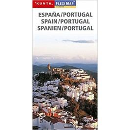 Spanien/Portugal/Fleximap1:1MKUN-neuveden