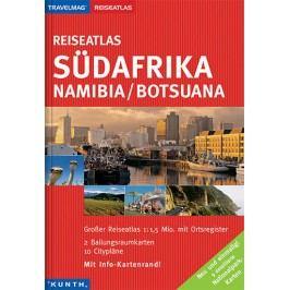 JižníAfrika,Namíbie,BotswanaatlasVWK/1:1,5Mio-neuveden