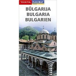 Bulgarien/Fleximap1:800TKUN-neuveden