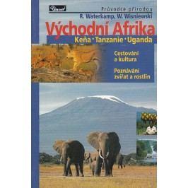 VýchodníAfrika–Keňa/Tanzanie/Uganda–průvodcepřírodou-WatwrkampRainer,WisniewskiWinfried,