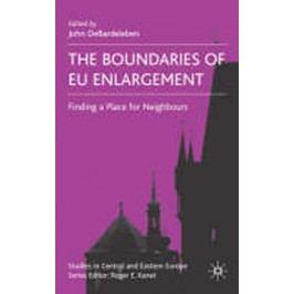 TheBoundariesofEUEnglargement-FindingaPlaceforNeighbours