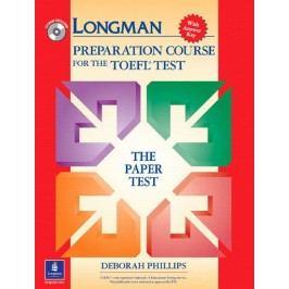LongmanPreparationCoursefortheTOEFLTest:ThePaperTest,withAnswerKey-PhillipsDeborah