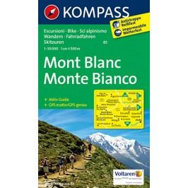 MontBlanc,MonteBianco85/1:50TNKOM-neuveden
