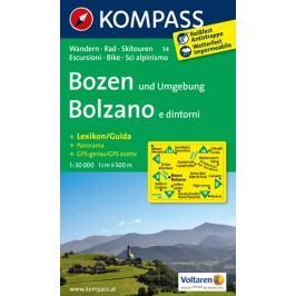 Bozen,Bolzano54/1:50TNKOM-neuveden