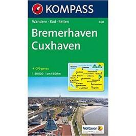 Bremerhaven,Cuxhaven400/1:50TNKOM-neuveden