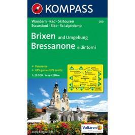 BrixenundUmgebungBressanone050/1:25TNKOM-neuveden
