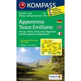 AppenninoToscoEmiliano2452/1:50TNKOM-neuveden