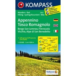 AppenninoToscoRomagnolo2453/1:50TNKOM-neuveden