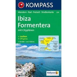 Ibiza,Formentera239/1:50TNKOM-neuveden